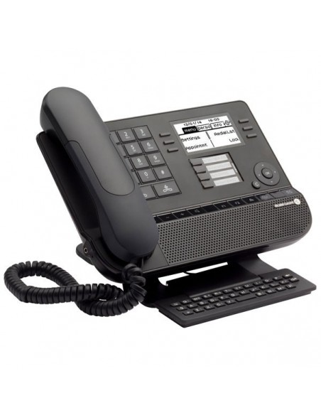 Alcatel Lucent 8029 Premium - Profil gauche