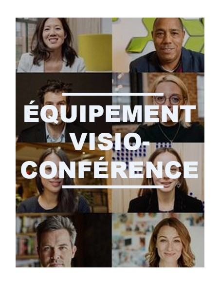 Equipement visioconférence